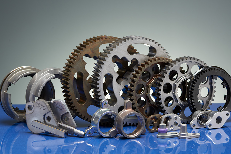 gears developed by Catalus advanced manufacturing solutions