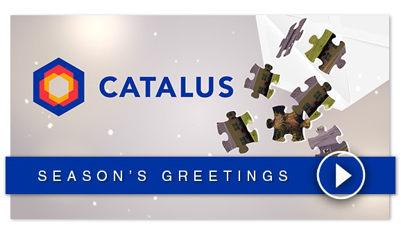 Catalus 2019 Christmas Card